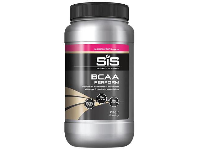 SiS BCAA Perform Powder 255g Summerfruits